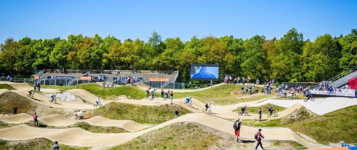 Papendal weet met muziek- en foodfestival nieuw publiek warm te maken voor BMX