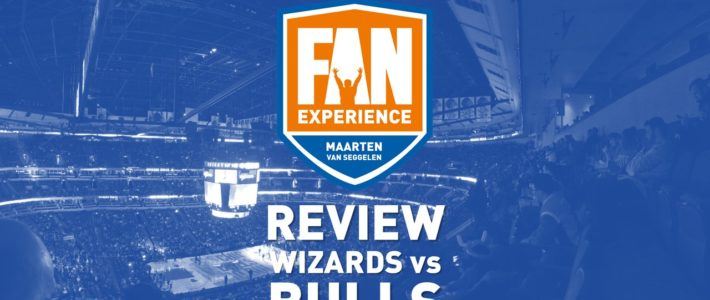 FANexperience review Chicago Bulls